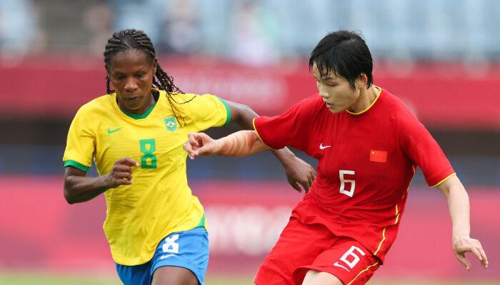 Формига — первая футболистка, сыгравшая на семи Олимпиадах подряд