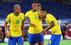 Сборная Германии уступила команде Бразилии в первом туре Игр