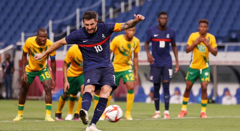 Футбол на ОИ-2020: Франция дожала ЮАР, Аргентина минимально справилась с Египтом, Бразилия сыграла вничью