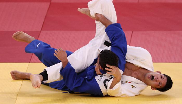 Сехэй Оно стал олимпийским чемпионом по дзюдо в весовой категории до 73 кг