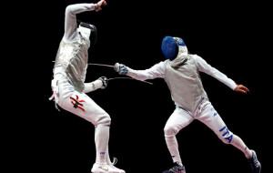Представитель Гонконга Чун Ка Лонг стал победителем Олимпиады в фехтовании на саблях
