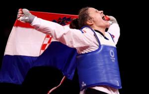 Матеа Елич выиграла золото в соревнования тхэквондистов