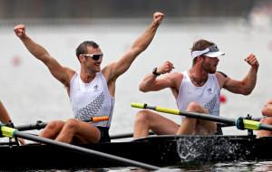 Новая Зеландия дважды выиграла золотые медали в академической гребле