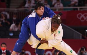 Акира Соне стала Олимпийской чемпионкой по дзюдо в весе до 78 кг