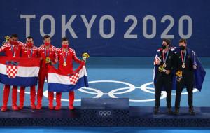 Хорваты Мектич и Павич выиграли золото в олимпийском парном мужском теннисе