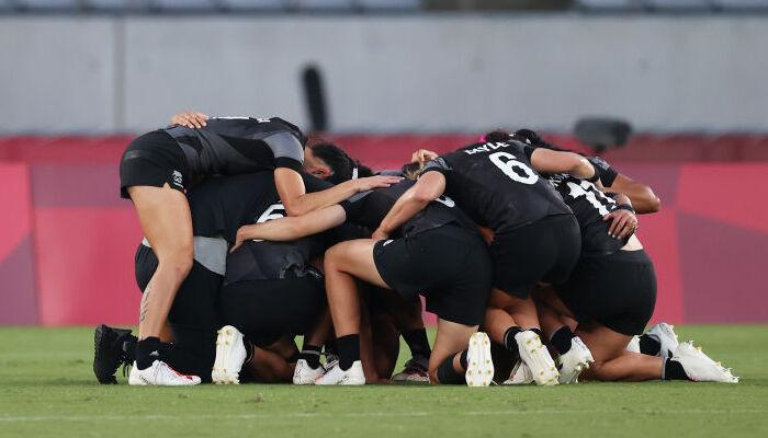 Сборная Новой Зеландии по регби-7 завоевала золото женского олимпийского турнира