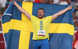 Даниэль Стольк стал олимпийским чемпионом в метании диска