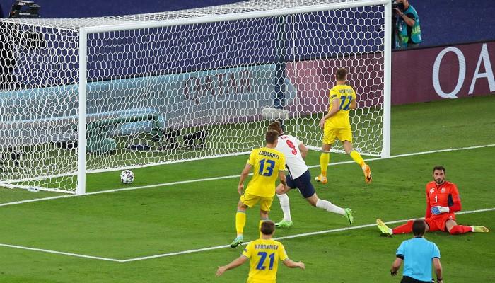 Англия разгромила Украину и пробилась в полуфинал Евро-2020