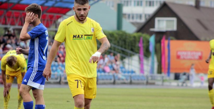 Роман Пасевич: «Нам нужно добывать очки в каждом матче по максимуму»