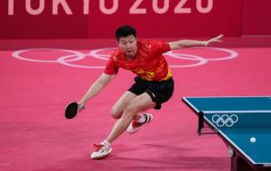 Ма Лун стал четырехкратным олимпийским чемпионом по настольному теннису