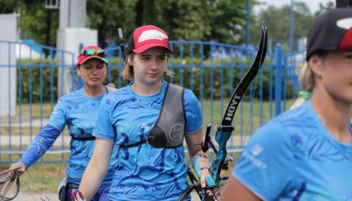Женская сборная Беларуси по стрельбе из лука стала четвертой на Играх