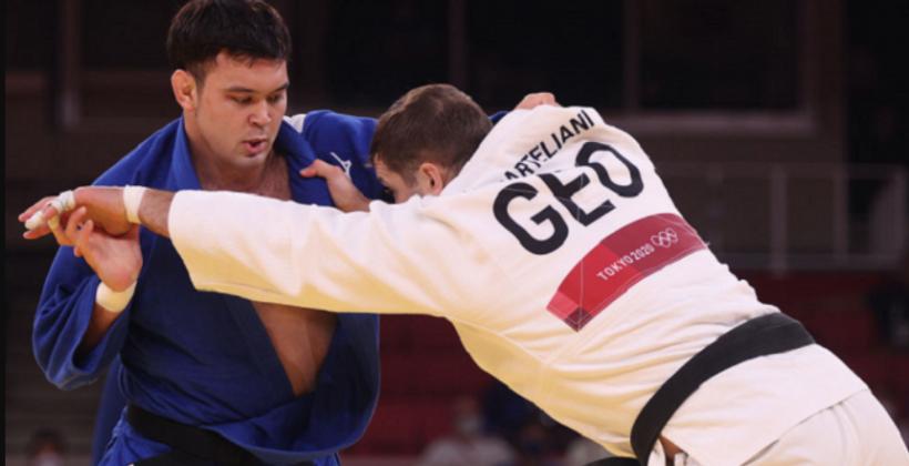Аарон Вольф стал олимпийским чемпионом по дзюдо в весе до 100 кг
