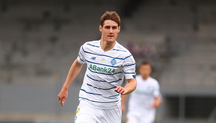 Илья Шкурин включен в состав киевского Динамо на выездной матч с Баварией