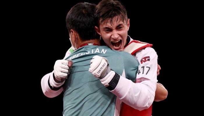 Рашитов стал Олимпийским чемпионом по тхэквондо в категории до 68 кг
