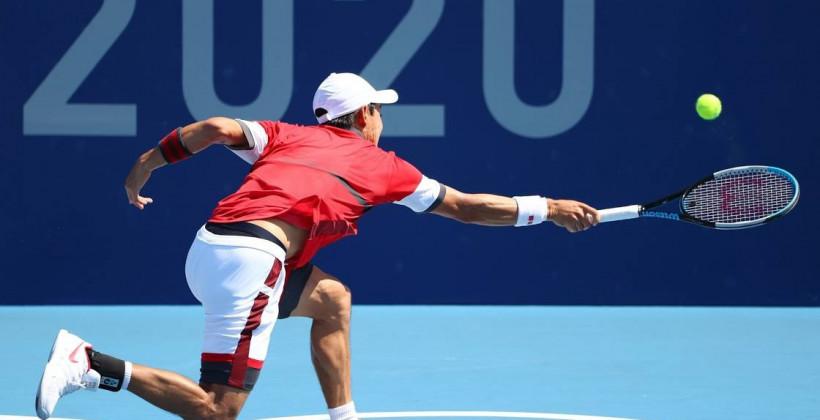 Илья Ивашко вышел во второй круг US Open