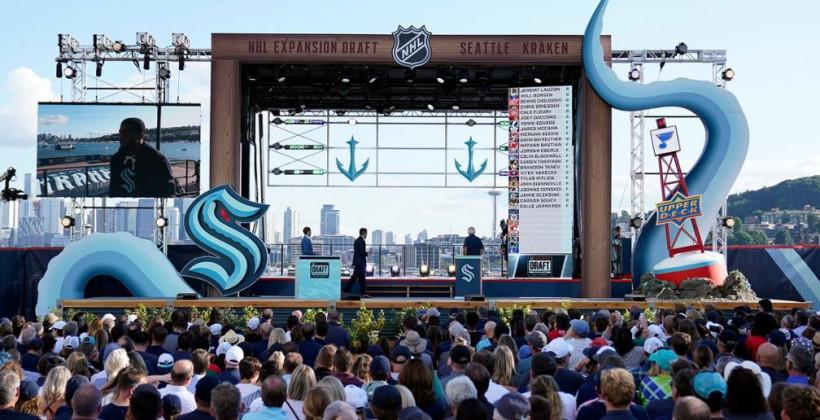 Станет ли Сиэтл Кракен ужасом для соперников? Новичок НХЛ прошел драфт расширения