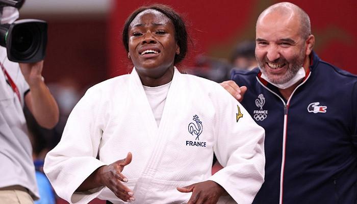 Кларисс Агберньену стала Олимпийской чемпионкой по дзюдо