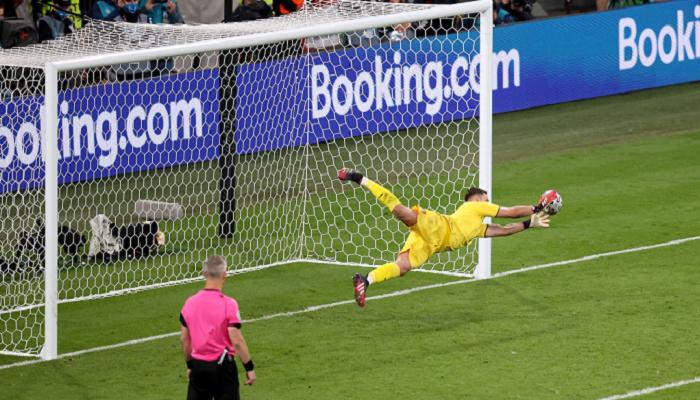 Джанлуиджи Доннарумма выиграл 100% серий пенальти в своей карьере