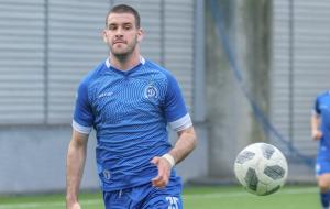 Душан Бакич ушёл в аренду в чемпионат Эстонии