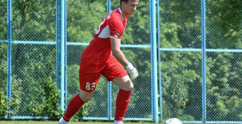 Ян Вергейчик проведёт остаток сезона в Молодечно-2018