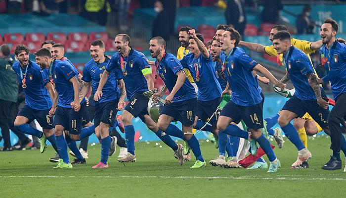 Сборная Италии приблизилась к Германии по числу трофеев на крупных турнирах