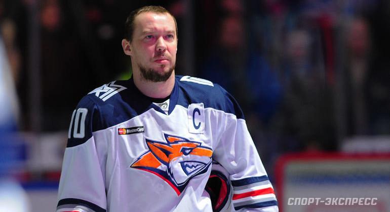 Сергей Мозякин завершил карьеру в 40-летнем возрасте