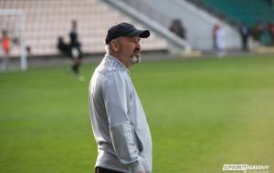 Вячеслав Левчук: «Уверен, что очень скоро могилевский футбол вернется в высшую лигу»