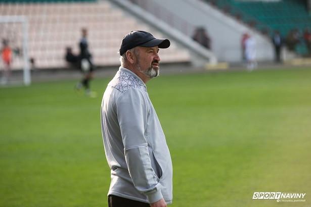 Вячеслав Левчук: «Первостепенная задача – возвращение Днепра в высшую лигу»