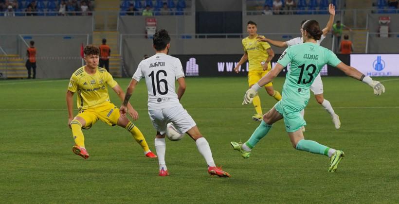 БАТЭ — первый белорусский клуб, который не вышел в следующий раунд еврокубков после гостевой победы