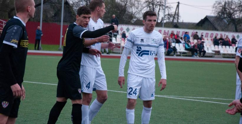 Локомотив уверенно обыграл Шахтер Петриков и закрепился на третьем месте в первой лиге