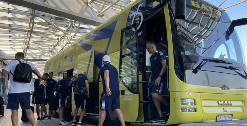 21 футболист БАТЭ вылетели на матч против Динамо Батуми в Лиге конференций