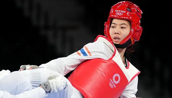 Панипак Вангпаттанакит выиграла золото в Олимпийском соревновании по тхэквондо
