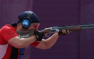 Зузана Штефечекова стала олимпийской чемпионкой по стендовой стрельбе