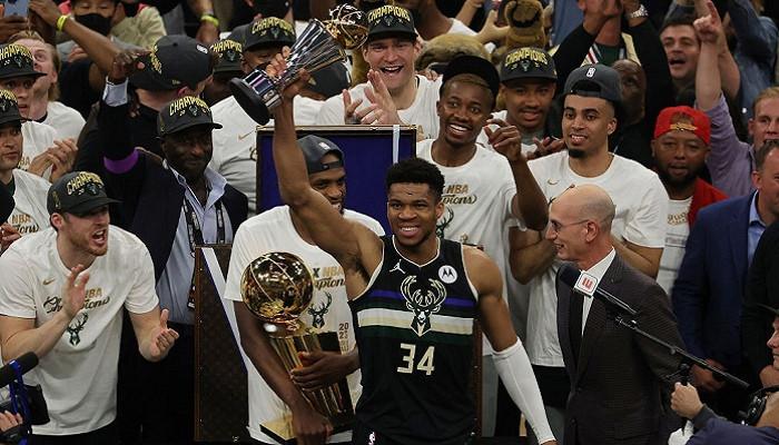 Милуоки Бакс — чемпионы НБА сезона 2020/2021