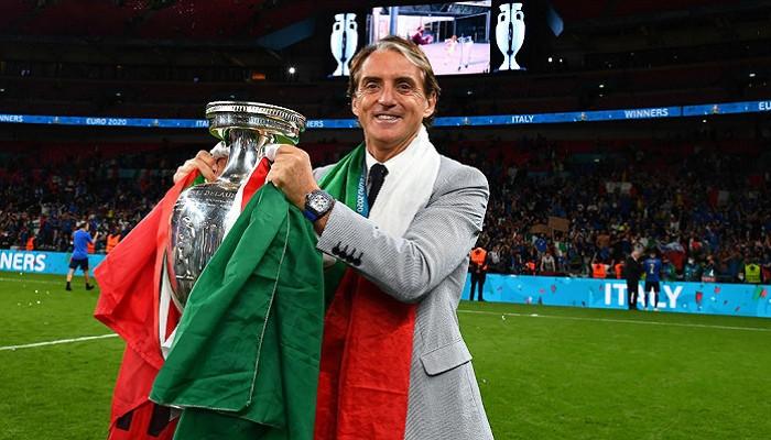 Роберто Манчини: «В серии пенальти в какой-то мере необходимо везение, так что мне жалко сборную Англии»