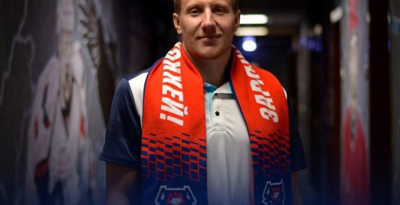 Защитник Виталий Марченко продолжит карьеру в Бресте