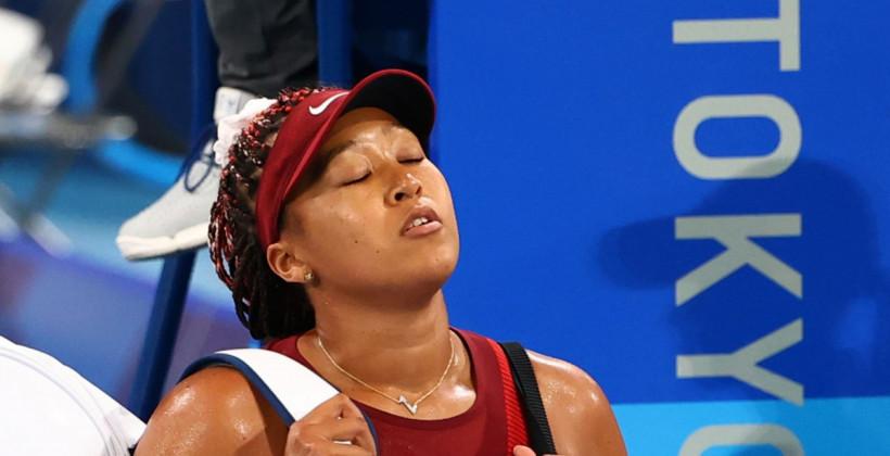 Наоми Осака объявила о паузе в теннисной карьере
