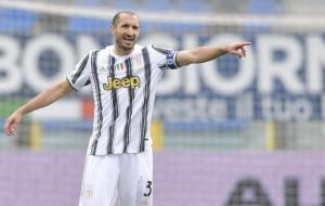Ювентус предложил Кьеллини новый контракт до 2023 года