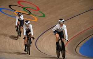 Германия и Нидерланды стали победителями Олимпиады в велотреке