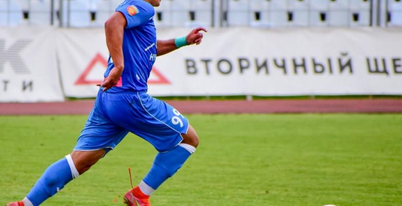 Руслан Лисакович получил вызов в сборную Беларуси на сентябрьские матчи
