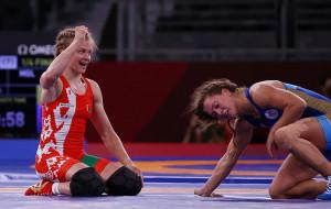 Ирина Курочкина вышла в полуфинал вольной борьбы в категории до 57 кг