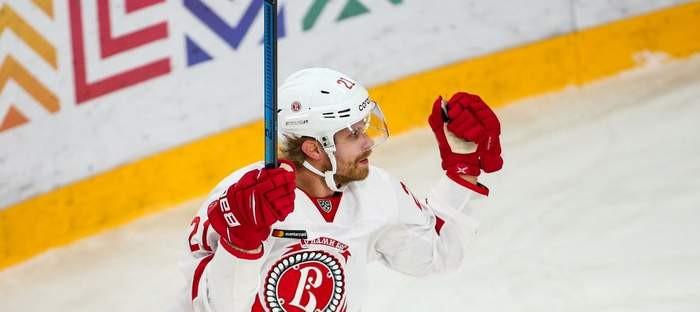 Ерыкалов: «Теденбю провел всего сезон в КХЛ, но так себя проявил, что глупо было бы этим не воспользоваться»