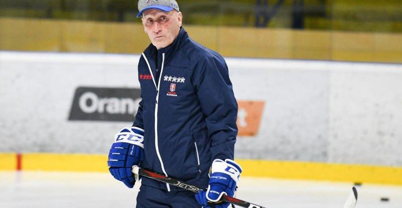 Главный тренер сборной Словакии: «Пытаемся донести до игроков, насколько важна олимпийская квалификация»
