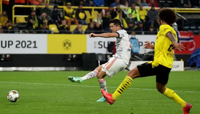 Бавария — обладатель Суперкубка Германии-2021
