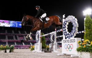 Немка Краевски стала победительницей Олимпиады в индивидуальном конкуре