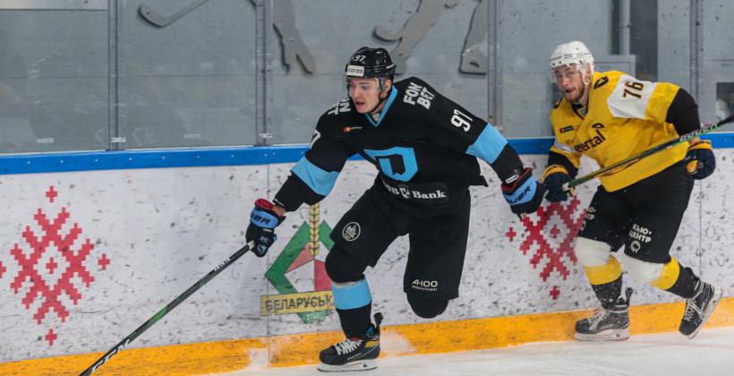 Дмитрий Буйницкий восстановился после повреждения