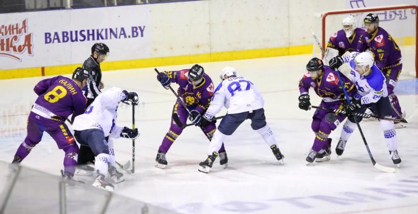 Витебск вырвал победу у Могилёва во втором туре Кубка Салея