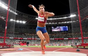 Американка Оллман победила в метании диска на Олимпиаде в Токио