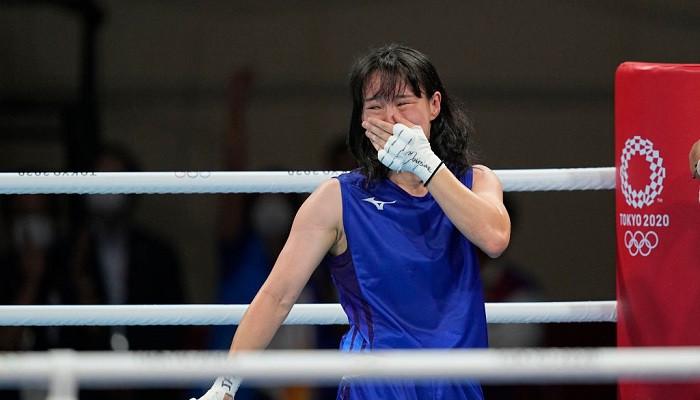 Японка Ириэ стала победительницей Олимпиады в боксе до 57 кг