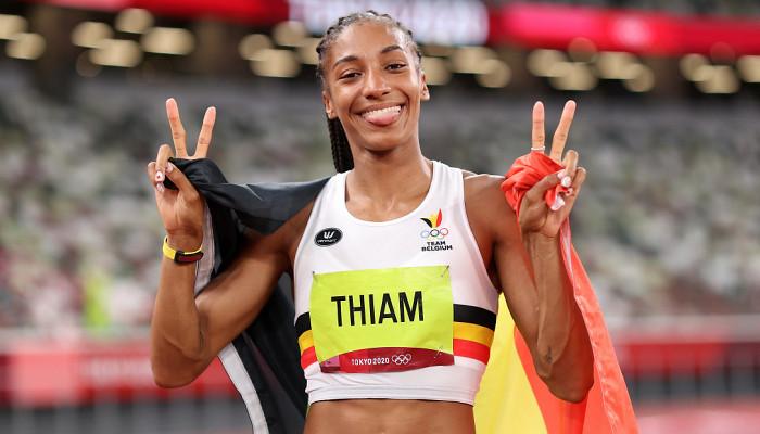 Тиам во второй раз в карьере стала олимпийской чемпионкой в семиборье